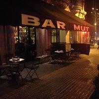 Photo taken at Bar Mut by Евгений Ф. on 1/4/2014