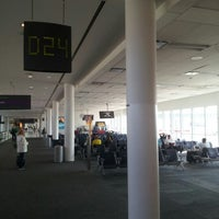 Photo taken at Gate D24 by Ryan W. on 9/16/2012