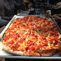 Photo taken at Piece Brewery and Pizzeria by Dave C. on 1/26/2013