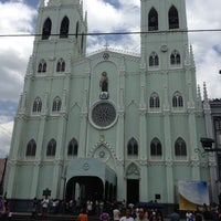 Photo taken at Minor Basilica of San Sebastian (Shrine of Our Lady Of Mount Carmel) by Tintin B. on 3/29/2013