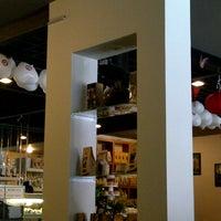 Photo taken at Copen Coffee Shop by Lan L. on 10/20/2012