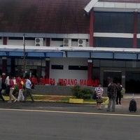 Photo taken at Bandara Tampa Padang (MJU) by Suluh T. on 12/17/2015