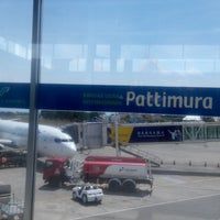 Photo taken at VIP Room Pattimura Airport by Suluh T. on 12/1/2015