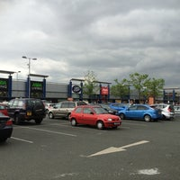 Photo taken at Manchester Fort Retail Park by Tanvir H. on 6/14/2014