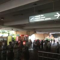 Photo taken at Goa International Airport / Dabolim Airport by Nebozhenko E. on 2/22/2013
