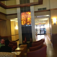 Photo taken at Hyatt Place Atlanta/Buckhead by Cody B. on 6/13/2013