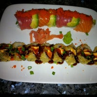 Photo taken at Yosake Downtown Sushi Lounge by Jason B. on 11/17/2011