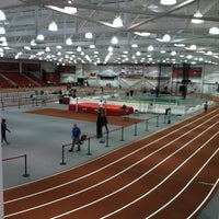 Photo taken at Bob Devaney Sports Center by Suz P. on 1/11/2013