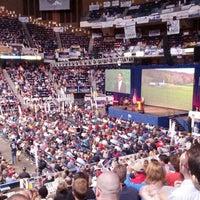 Photo taken at Richmond Coliseum by Paul B. on 5/18/2013