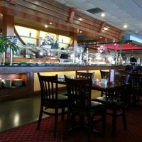 Photo taken at Kumo Japanese Seafood Buffet by Alex R. on 1/20/2013