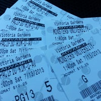 Photo taken at AMC Victoria Gardens 12 by Frank H. on 7/13/2013