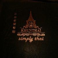 Khunthai Authentic Thai Restaurant