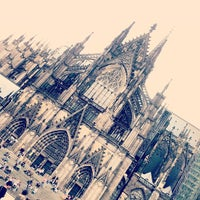 Photo taken at Cologne Cathedral by Karen L. on 6/30/2013