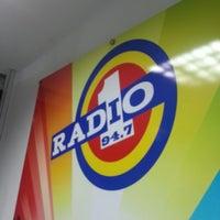 Photo taken at Radio 1 Pereira by Pipe A. on 4/17/2013