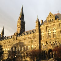 Photo taken at Georgetown University by Charlotte S. on 2/15/2013