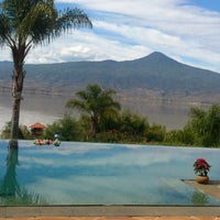 Photo taken at Hacienda Ucazanaztacua by Adris A. on 12/28/2014