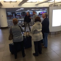 Photo taken at Baggage Claim by Charles S. on 3/18/2015