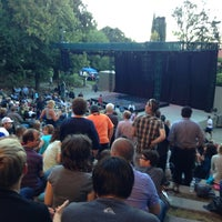 Photo taken at Carriage House Theater by Yumi W. on 8/30/2013