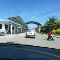 Photo taken at Terminal Feri Menumbuk, Sabah by E'jump P. on 4/23/2013