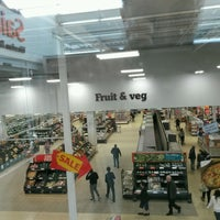 Photo taken at Sainsbury's by Lord Tony on 9/29/2016
