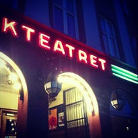 Photo taken at Parkteatret by Kim F. on 1/9/2013