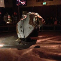 Photo taken at Saddle Ranch Chop House by Brian M. on 3/9/2013
