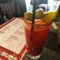 Photo taken at Budweiser Bar & Grill by Robin B. on 2/28/2013