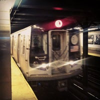 Photo taken at MTA Subway - 3rd Ave (L) by Aerik V. on 4/13/2013