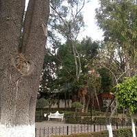 Photo taken at Parque Allende by Carlos M T. on 3/2/2013