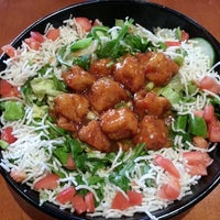 Photo taken at Pei Wei by Eloy F. on 4/22/2013