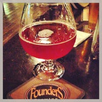 Photo taken at Founders Brewing Co. by Scott I. on 12/15/2012