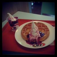 Photo taken at A&W by Marco E. on 12/28/2012