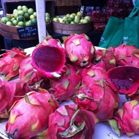 Photo taken at Noosa Farmers Market by Visit N. on 6/24/2013