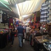 Photo taken at HaCarmel Market by Alexandr D. on 5/5/2013