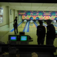 Photo taken at Riviera Lanes by Keith B. on 2/5/2013