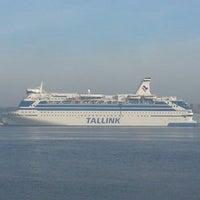 Photo taken at M/S ROMANTIKA | Tallink Ferry by Эдуард on 2/7/2013