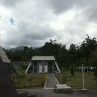 Photo taken at Museum Gunung Api Merapi by iqbal k. on 3/10/2013
