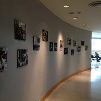 Photo taken at Bangkok Art and Culture Centre (BACC) by Mai_Chotirose🍃 on 3/9/2013