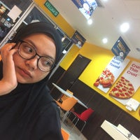 Photo taken at Domino's Pizza by Aini H. on 11/8/2016