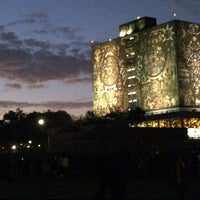 Photo taken at UNAM Las Islas by FeRchita L. on 2/24/2013