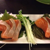 Photo taken at The Sushi Bar 2 by Huong T. on 1/23/2013