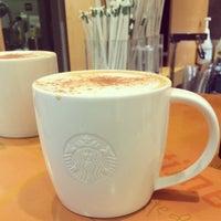 Photo taken at Starbucks by Nataliya Z. on 10/13/2014