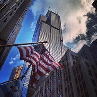 Photo taken at Willis Tower by Артем С. on 6/17/2013
