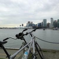 Photo taken at Spokes Bike Rentals by Benjamin B. on 4/27/2013