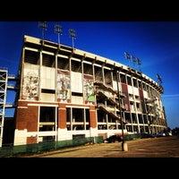 Photo taken at Davis Wade Stadium at Scott Field by StrangeBrewCoffeehouse C. on 6/12/2013