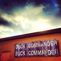Photo taken at Duck Commander Headquarters by StrangeBrewCoffeehouse C. on 3/17/2013