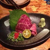 Photo taken at En Japanese Dining Bar (Mohammed Sultan) by Halim S. on 9/7/2013