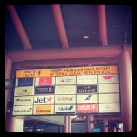 Photo taken at Terminal 2D by Bobby Umbara M. on 2/23/2013