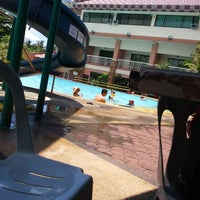Photo taken at Villa Carmelita In-Land Resort & Hotel by Niix C. on 4/19/2014