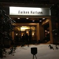 Photo taken at Hotel Haikko Manor Porvoo by Nic M. on 2/13/2013